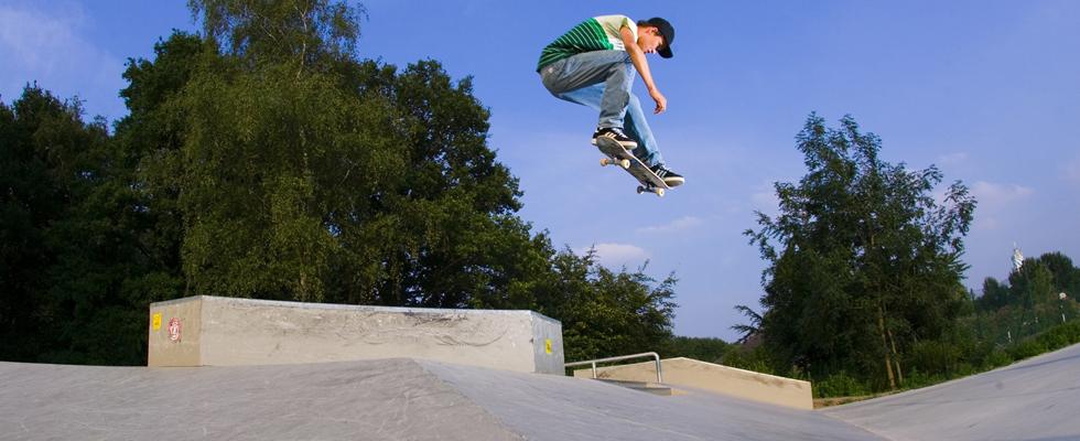 Većina postojećih skate parkova sastoji se od rampi. Running-up rampe i funboxes određuju izgled tih parkova, a dizajn i kvaliteta naših parkova je ono što ih razlikuje od ostalih!